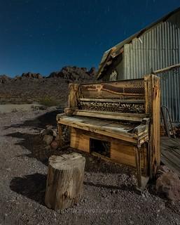 The Piano of El Dorado