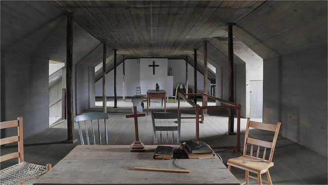 Old Saint Ferdinand Convent Attic