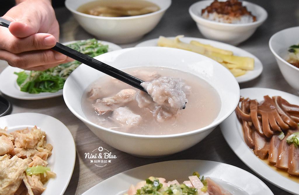 玉堂春 魯肉飯 台中便當菜單20