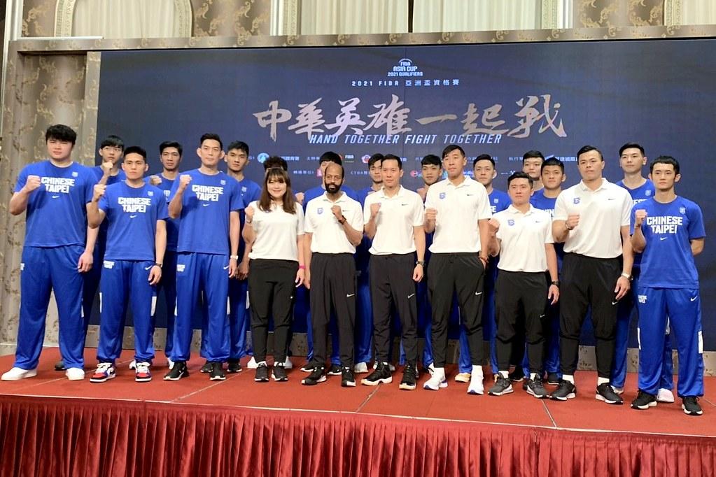 中華男籃。(資料照)