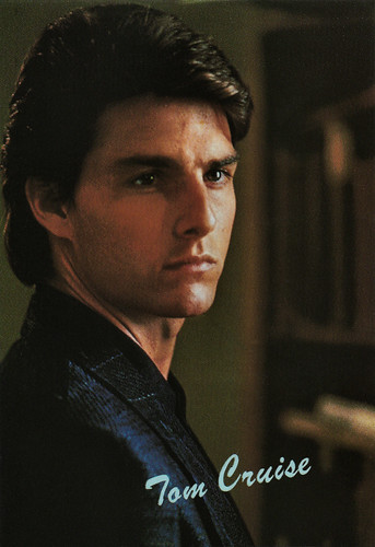 Tom Cruise in Rain Man (1988)