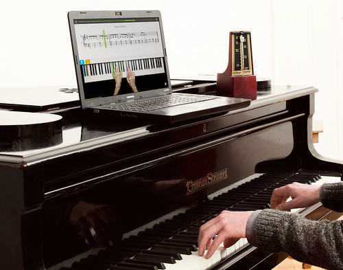 Skoove online piano courses