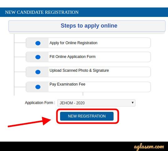 WBJEE 2020 Application Form