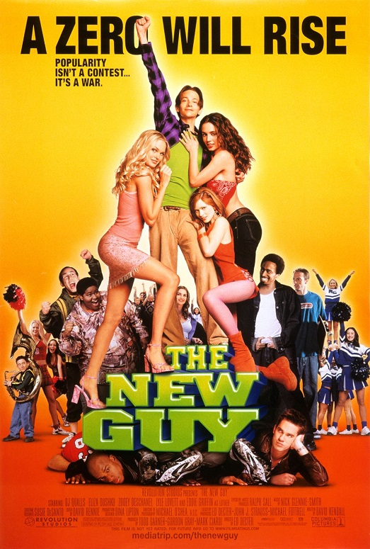 The New Guy (2002) Audio Latino 5.1 Web-Dl 720p Dual Latino