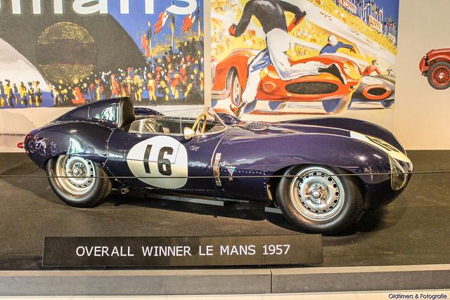 1956 - Jaguar D-TYPE XKD 606