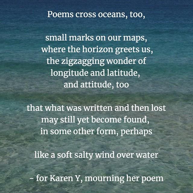 Poem for Karen Y