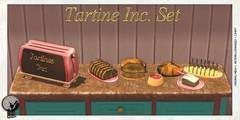 Coming soon : Tartine Inc. Set