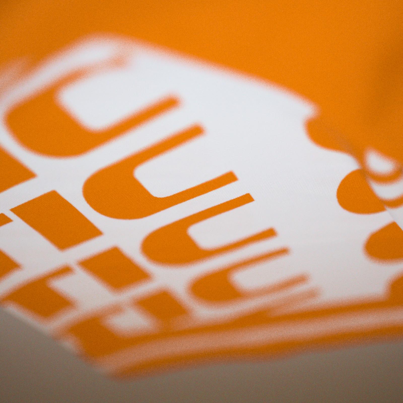 Polaris Tech Jersey Orange