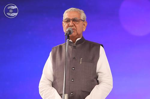 Kanhaiya Lal Ji, ZI Aurangabad, Coordinator Samagam