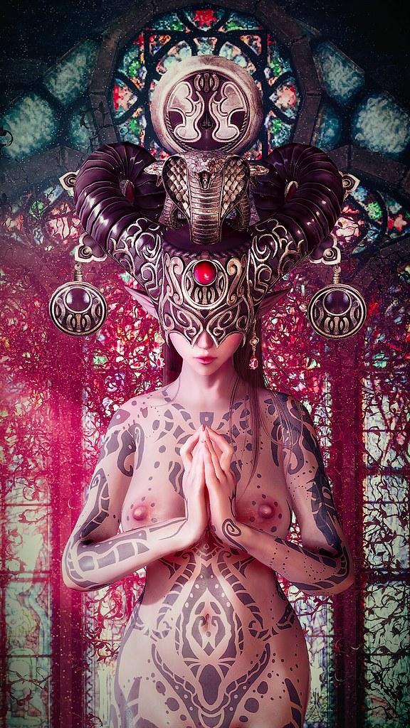 Vaermina Priestess II