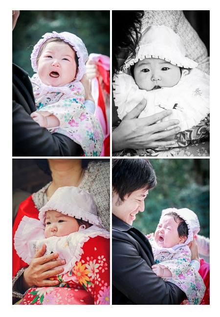 初宮参り 産着 帽子 スタイ(よだれかけ) 女の子赤ちゃん