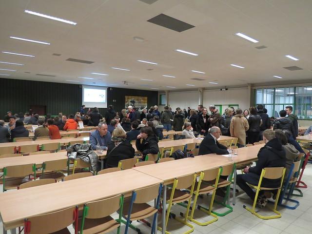 Rotaryclubs Noord-Limburg organiseren beroepeninfobeurs in SAB