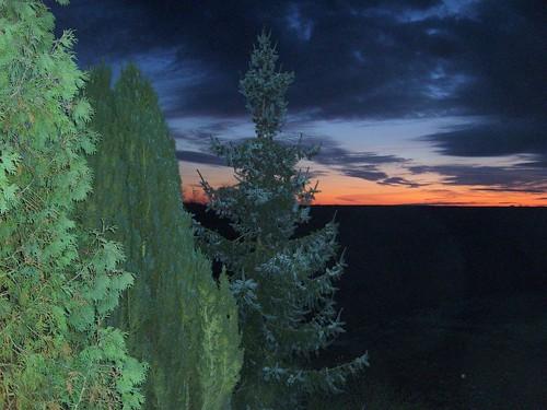 Morgenlicht in Frankreich
