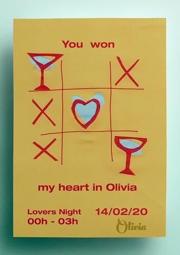 2x1 en Olivia Bar a partir de las 00:00h