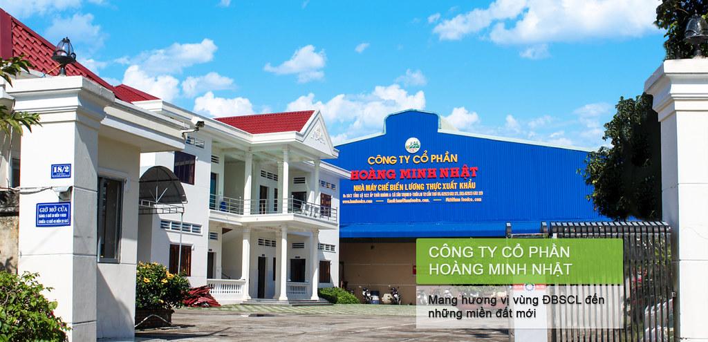 Công ty chế biến xuất nhập khẩu lúa gạo Cần Thơ HOÀNG MINH NHẬT 0292 3681171