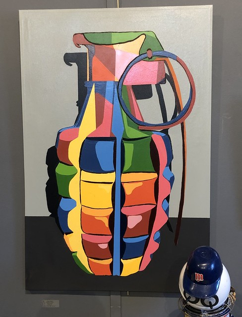 A Grenade of Many Colors