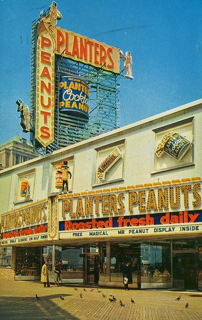 When in Atlantic City visit The Peanut Store