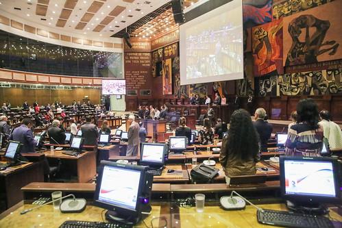 CONTINUACIÓN DE LA SESIÓN NO. 657 DEL PLENO DE LA ASAMBLEA NACIONAL. QUITO, 13 DE FEBRERO 2020.