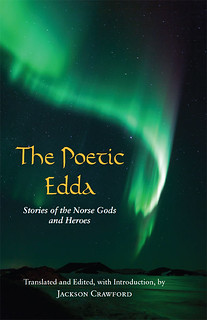 The Poetic Edda: Stories of the Norse Gods and Heroes - Crawford Jackson