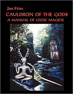 Cauldron of the Gods: a Manual of Celtic magick - Jan Fries