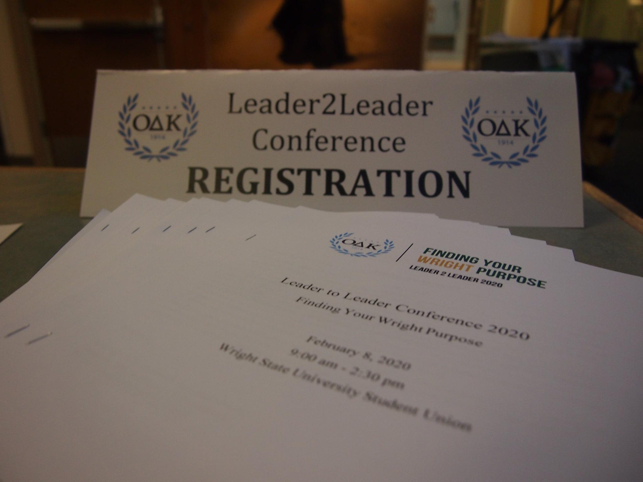 Leader2Leader Conference 2020