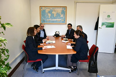 IPPC Secretary meets with Minister for Agriculture of Nicaragua