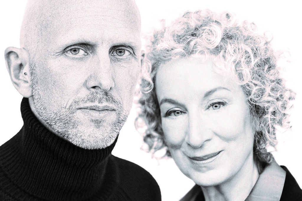 Wayne McGregor and Margaret Atwood
