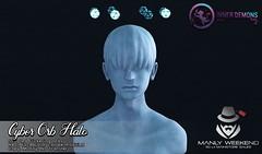 {ID} Cyber Orb Halo