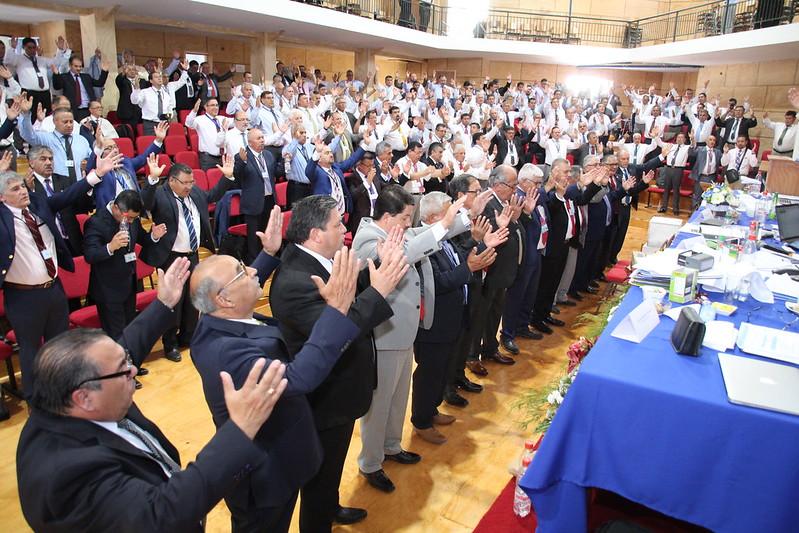 Nuevos pastores integran el Tribunal Eclesiástico para el periodo 2020 - 2024