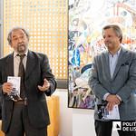 Qua, 12/02/2020 - 17:53 - A inauguração decorreu no dia 12 de fevereiro, no Espaço Artes do Politécnico de Lisboa.