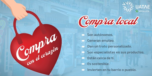 Compra local compra con el corazón