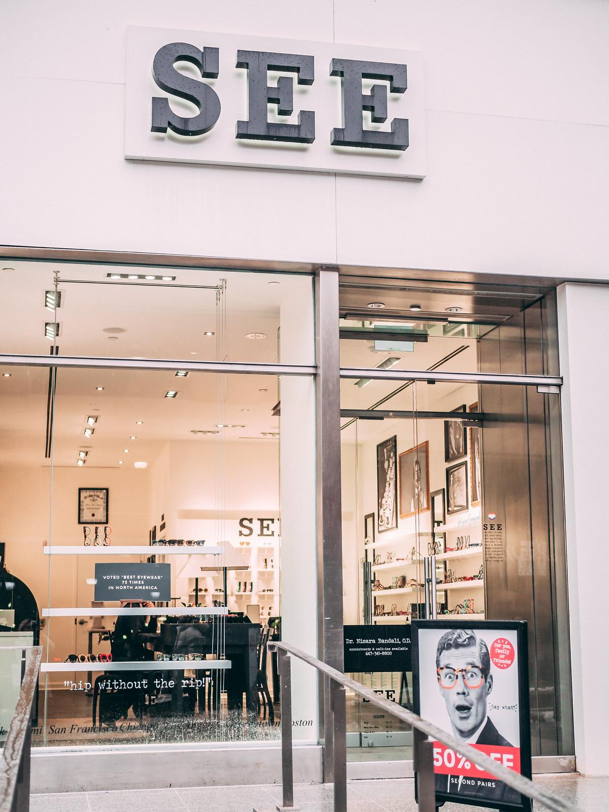 See Eyewear Toronto