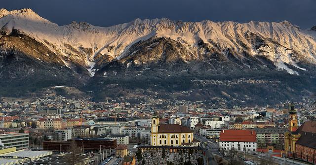 Innsbruck erwacht