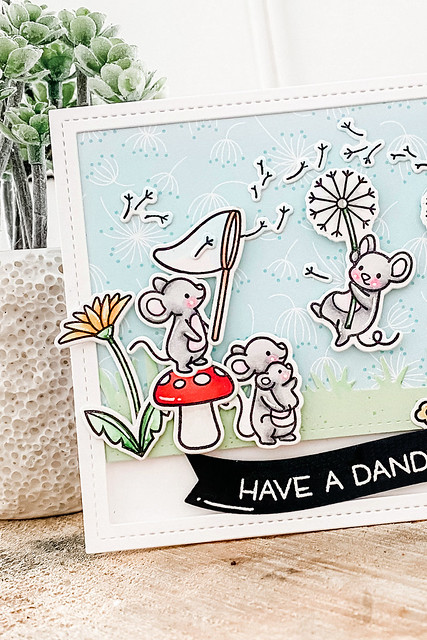 have a dandy day! (Lawn Fawn inspiration week)