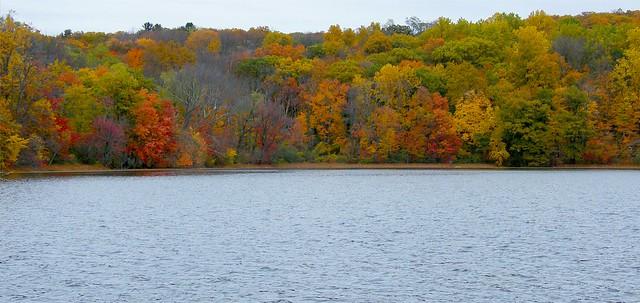 Shepherd Lake Autumn