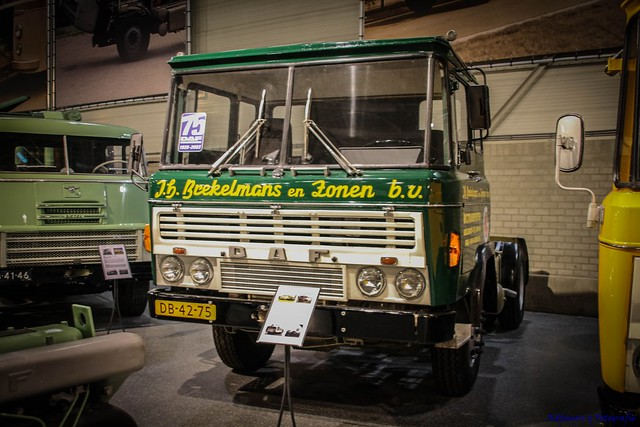 1974 DAF FT 2600 DKA - DB-42-75