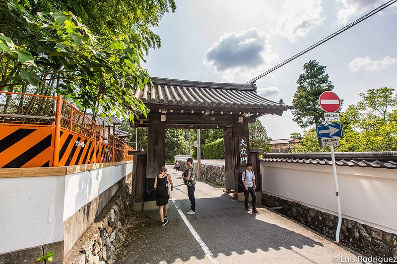 Puerta Daijaku-mon