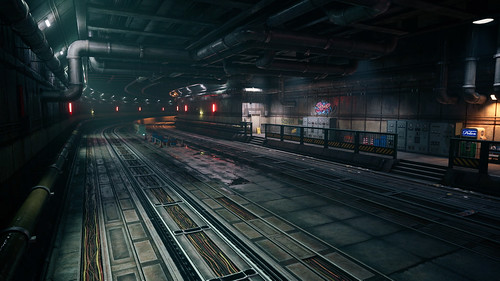 CorkscrewTunnel | by PlayStation.Blog