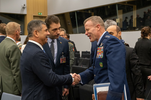 Meeting of the North Atlantic Council with Resolute support Operational Partner Nations and Potential Operational Partner Nations