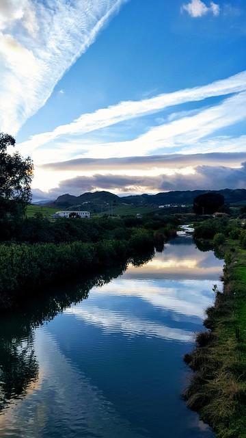 Río Turón por Ardales!!!