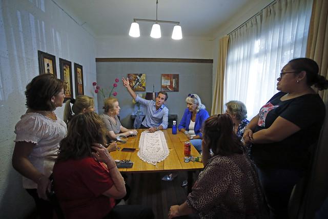 #EnTerreno : Comité de Adelanto, Aseo y Ornato de Calle Conferencia