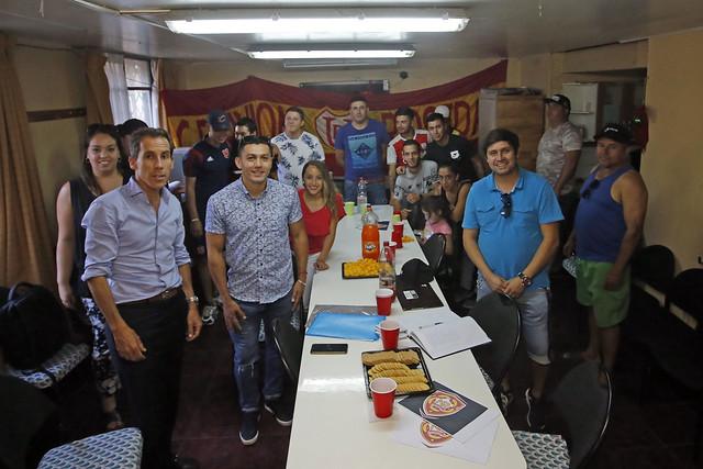 #EnTerreno : Club Deportivo, Social y Cultural Nueva Rosedal