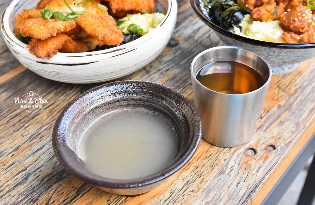 台中丼飯 沐丼 菜單 勤美草悟道美食11