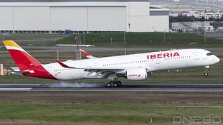 Iberia A350-941 msn 397