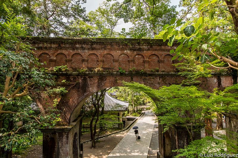 Acueducto del templo Nanzen-ji