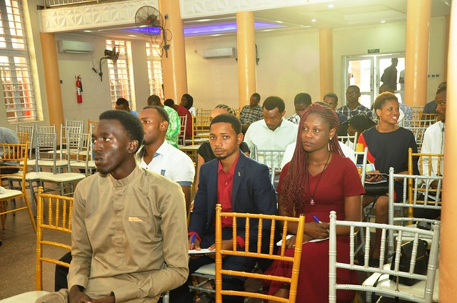 A Cross Section of Attendees