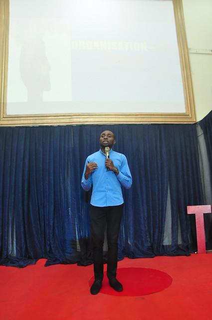 Michael Okere Speaking