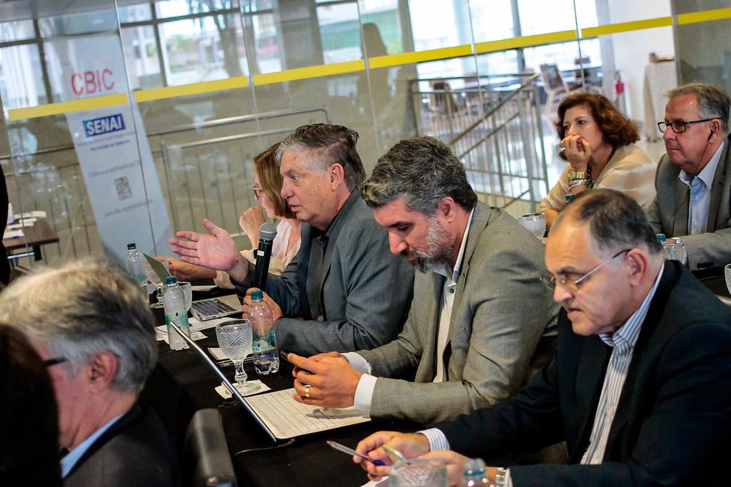 Reunião de Acompanhamento do PMCMV (Reunião dos Bancos)
