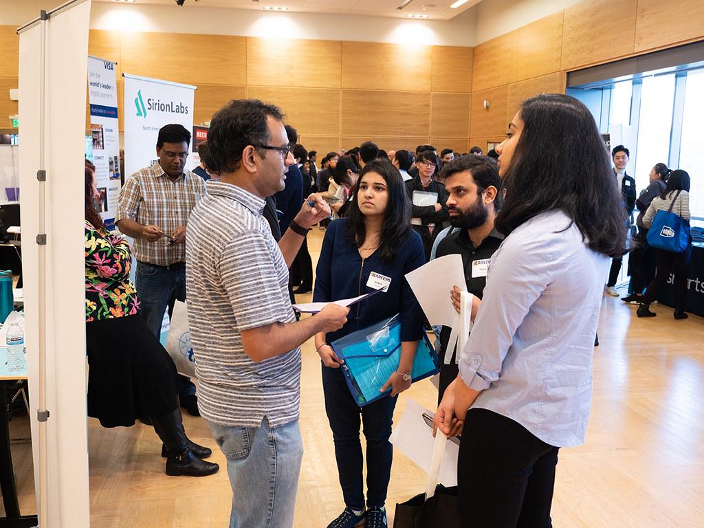 2020 iSchool Career Fair & Library Expo