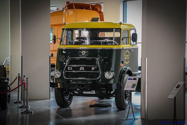 1966 DAF T 1600 DA